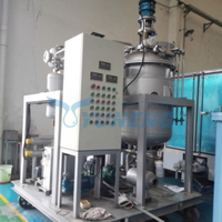 YUNENG YNZSY500-1 Used Engine Oil Change Machine