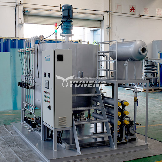YNZSY-JB Lubricant Oil Blending Machine