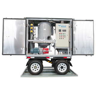 Vacuum Transformer Oil Centrifuge Machine