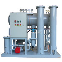 JT-50 Coalescing Dehydration and Separation Oil Purifier