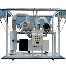 ZJ Two Stage Vacuum Pumping System for Transformers